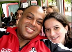 Joanilson Rodrigues e Marília Rodrigues
