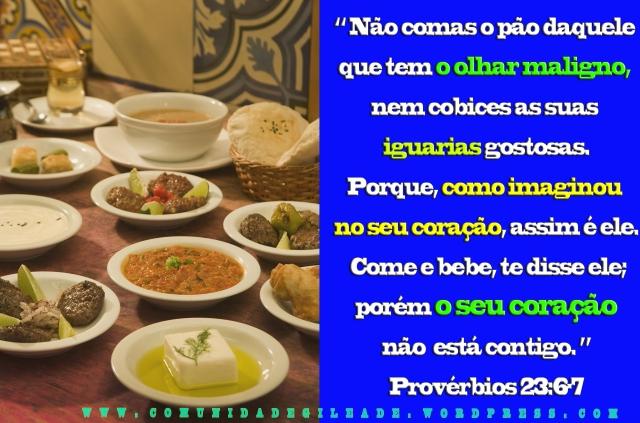 Evitar a comunhão com gente maligna_comunidadegileade.wordpress.com